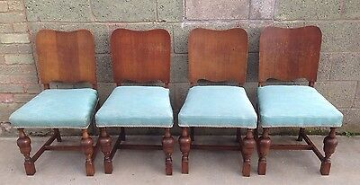 Dining Chairs| Oak| Vintage