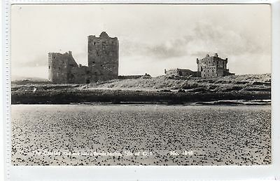 THE CASTLES (OLD & NEW), BREACHACHA: Isle of Coll postcard (C21731)