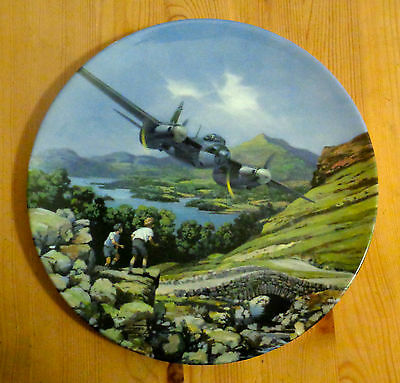 Heroes Of The Sky Limited Edition Royal Doulton Plates