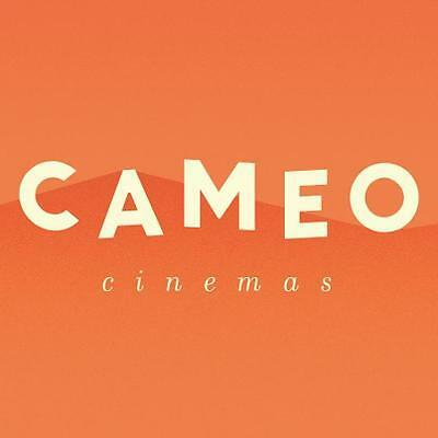 Cameo Cinemas - Buy One Admission Get One Free Admission Voucher