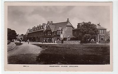 ROSEBERRY PLACE, GULLANE: East Lothian postcard (C21837)
