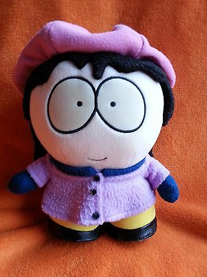 "Vintage South Park Wendy Testaburger Soft toy 10"" tall hard feet"