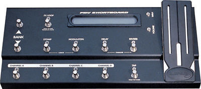 Line 6 Fbv Shortboard Foot Switch Controller With Expression Pedal & Rj-45 Cable