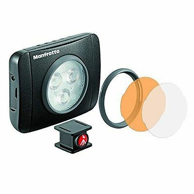 Manfrotto LUMIE Series PLAY LED Light and Accessories - Black