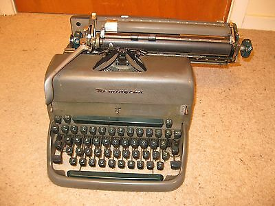 Remington Rand 1960's Typewriter
