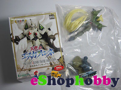 RARE New Kotobukiya One Coin Grande Figure Collection Escaflowne guymelef #1