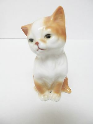 "Danbury Mint Cats of Character ""Sitting Pretty"" Fine Bone China Figurine"