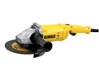 DeWalt D28492K 240V Angle Grinder 2200w in Kit Box 230mm