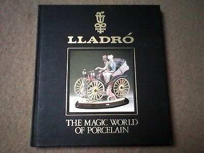 LLADRO the magic world of porcelain salvat editores S.A.