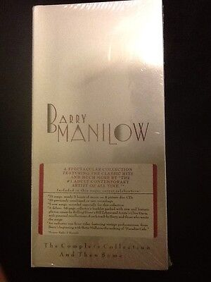 Barry Manilo  -  The Complete Collection and then Some.... NEW & SEALED