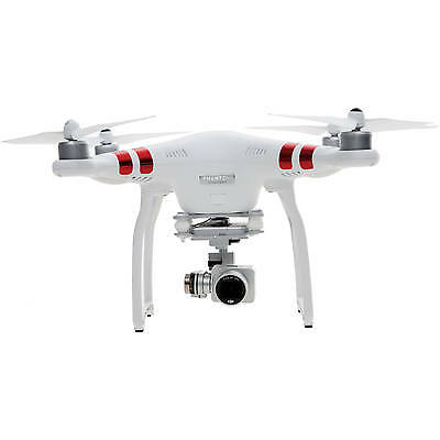 DJI Phantom 3 Standard Drone with 2.7K Camera and 3-Axis Gimbal - CP.PT.000168