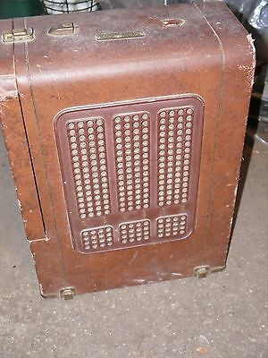 REVERE S 16, vintage movie projecter,  PART OUT CONSIDERED