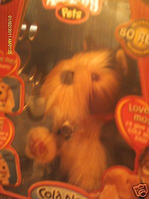 Amazing Pets interactive  COLD NOSE PUPPY  Yorkshire Terrier   2005