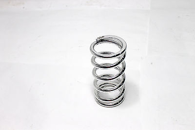 "New AFCO 350lb 7"" Tall Coil-over Spring 2 5/8"" ID"