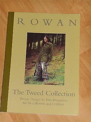 ROWAN THE TWEED COLLECTION BOOK knitting book magazine