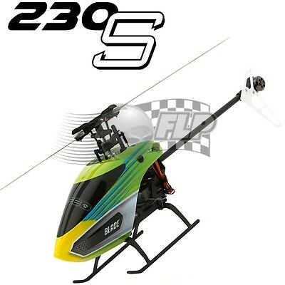 E-Flite Blade 230S Collective Pitch Ready To Fly Combo BLH1500UK