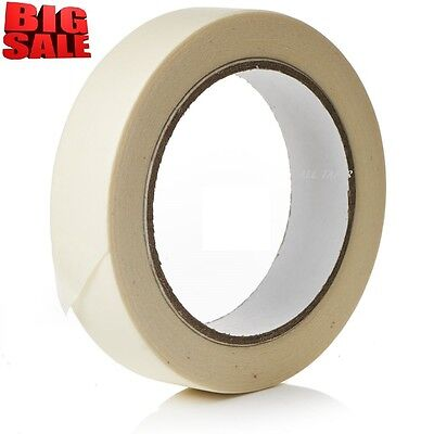 24Mmx 50M Easy Peal And Tear 3 Rolls Of Uv Resistant General Masking Tape