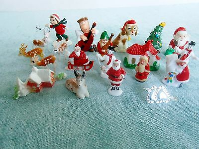 Christmas Cake Decorations or cracker fillers