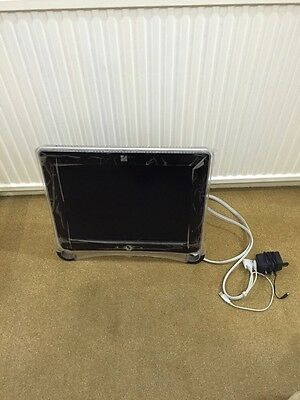 """Formac Gallery 2010 raven black 20.1"""" LCD Monitor - Untested"""