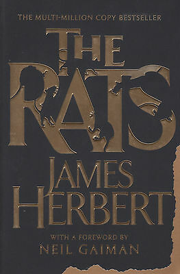 The Rats BRAND NEW BOOK by James Herbert (Paperback, 2014)