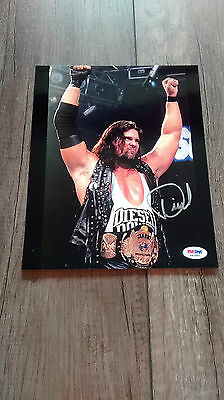 Kevin Nash Big Daddy Cool Diesel autographed 8x10 photo WWF WCW WWE w/ COA PSA