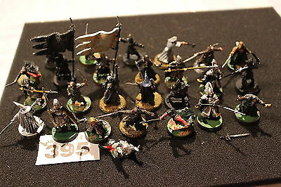 Games Workshop Lord of the Rings Good Heroes 20+ Job Lot Metal Spares Army LoTR