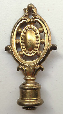 Vintage Architectural Brass Finial