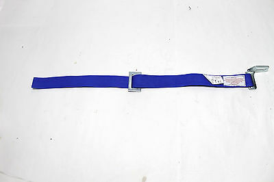 """New RJS Blue Latch and Link Sub Belt - 2"""" SFI Date 10/00"""