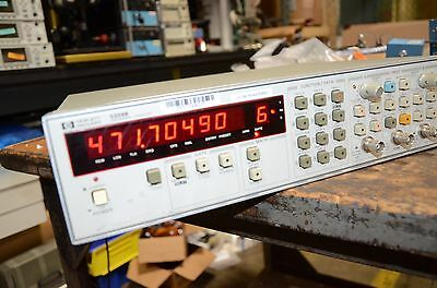 HP Frequency Counter Model 5334A Option 060 5334