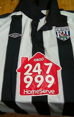 West Bromwich Albion Shirt