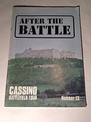 After The Battle #13: Cassino, Max Schmeling, Bruneval, Royal Artillery Quad WW2