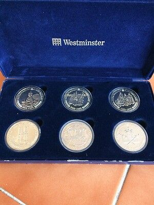 Commemorative ROYAL FAMILY Coronation Anniversary Coin Collection - R06