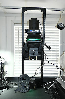 Beseler 23CIII-XL Photographic Enlarger w Cold Light Head W/ Negative Carriers