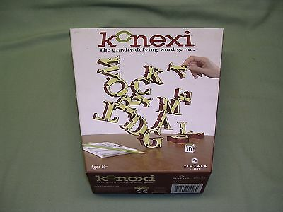 """""""Konexi"""" Word Game by Zimzla Games, Build Words, Great Fun"""