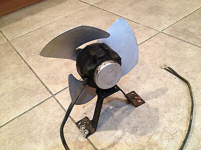 Vintage/Retro/Steampunk industrial cooling fan cast iron and aluminium working
