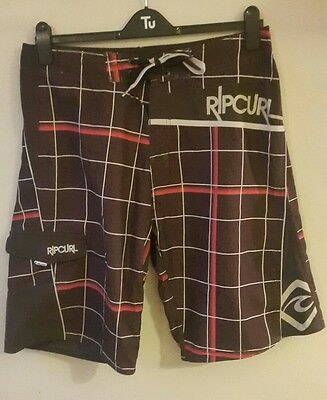 Rip Curl Mens Swim Shorts Size 34