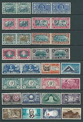 Small collection of MINT South Africa stamps.