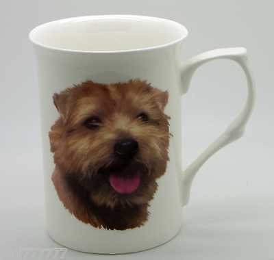 ~ Norfolk Terrier ~ Bone China Dog Mug