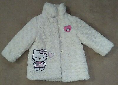 Girls ' Hello Kitty ' Coat age 12-18 Months