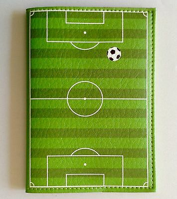Passport Holder Faux Leather Passport Cover