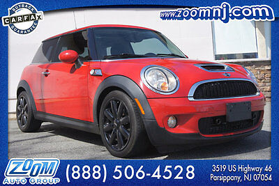 2010 Mini Cooper 2dr Coupe S 2010 Mini Cooper S Coupe Hatchback 6 speed Manual Warranty Finance