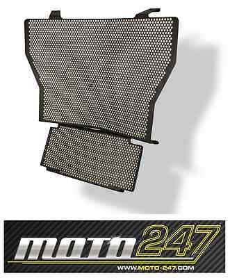 Evotech Radiator & Oil Cooler Grill Guard Bmw S1000R Naked 2013 - 2017