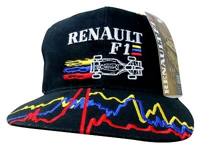 Renault F1 Baseball Cap official licensed Product *New/Sealed*