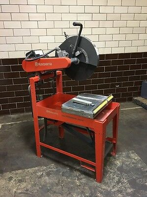 HUSQVARNA TS510 Masonry Saw Wet G/M 3HP 1PH 20""