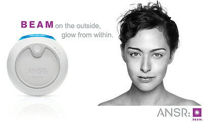 ANSR:Beam. Red Blue Photo-Light Therapy for Acne Blemished Skin  NEW!