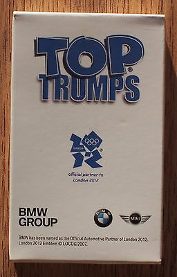 Pack of Playing Cards (BMW Group for 2012 Olympics)