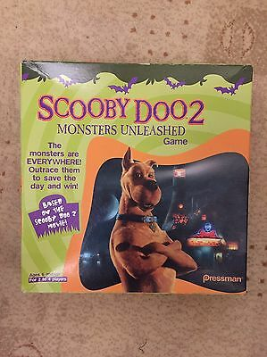 Scooby Doo Monsters Unleashed Game