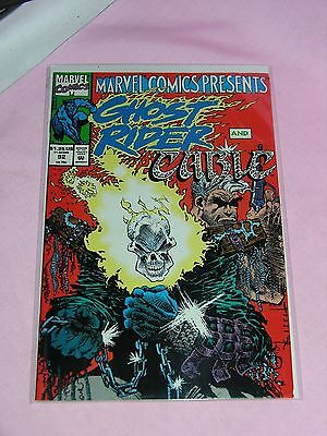 Marvel Comics Presents WOLVERINE & GHOST RIDER #92 1991