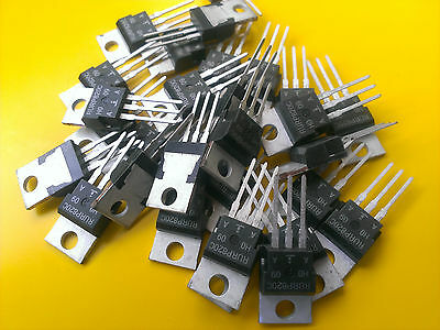 [50 pcs].RURP820C Intersil 8A 200V Dual Ultrafast 25ns Diodes TO220AB (MUR1620C)