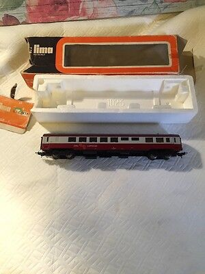 LIMA 'HO' Gauge GRILL EXPRESS Coach In The Box